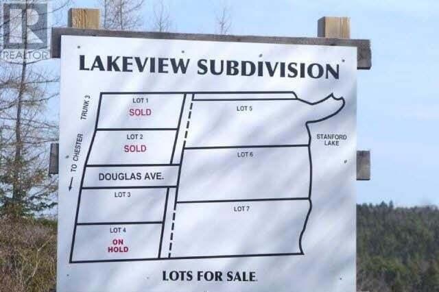 Home for sale at 7 Douglas Ave Unit LOT Chester Nova Scotia - MLS: 202001049