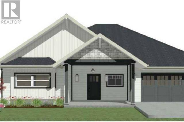 Residential property for sale at  Edgehill Cres Unit Lot 7 Powell River British Columbia - MLS: 14873