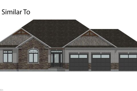 House for sale at LOT #7 Lakeview (kings Wharf Estates) Cres Bobcaygeon Ontario - MLS: 260197