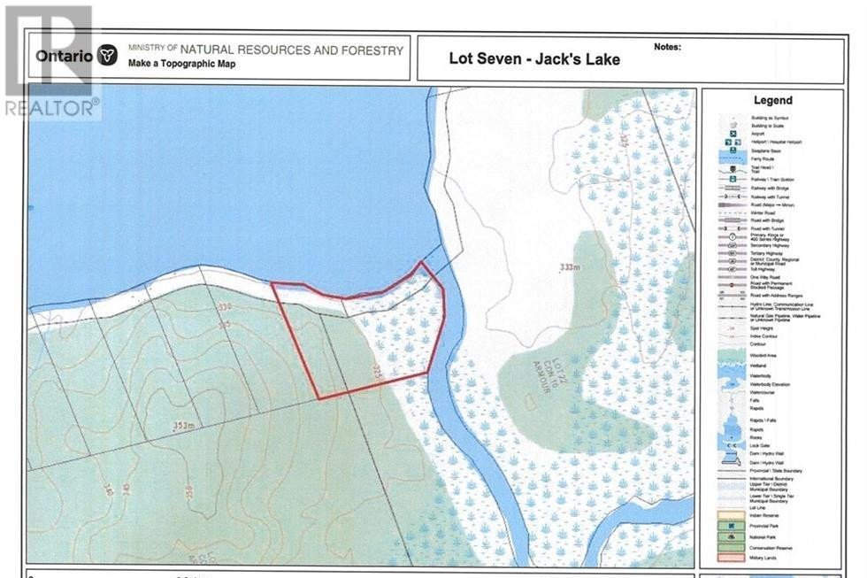 Residential property for sale at 7 Pl42m632 Rd Unit LOT Burk's Falls Ontario - MLS: 276916