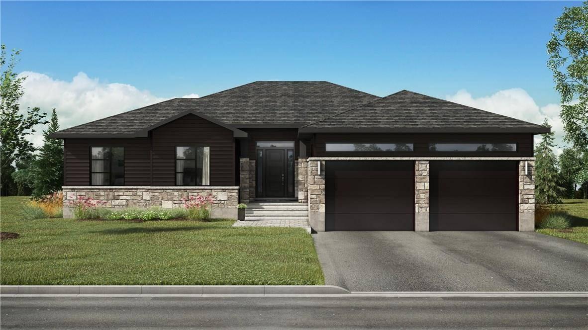 House for sale at  Stonewalk Wy Unit Lot 7 Kinburn Ontario - MLS: 1158663