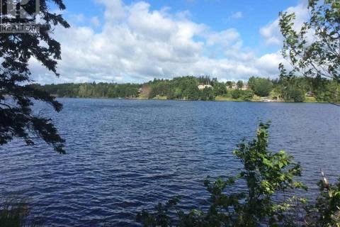 Residential property for sale at  Trout Brook Ca Unit Lot 7 Marion Bridge Nova Scotia - MLS: 201713891