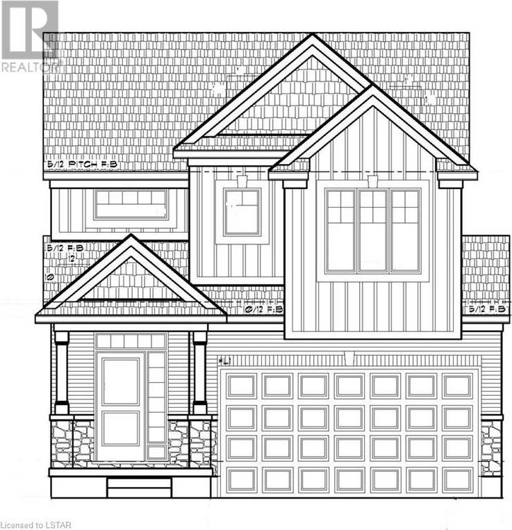 House for sale at  Marcel Circ Unit Lot 72 London Ontario - MLS: 229164