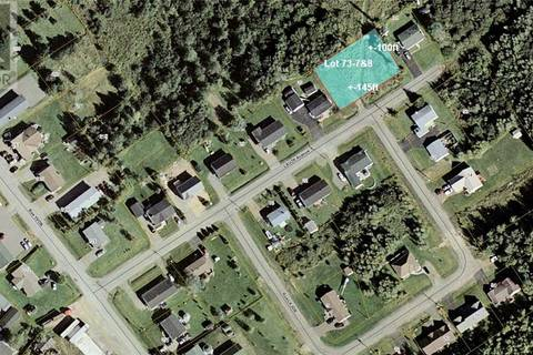 Residential property for sale at  Lauza Ave Unit Lot 73 St. Antoine New Brunswick - MLS: M122912