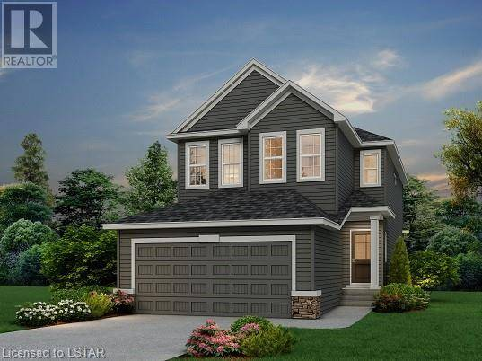 House for sale at  Marcel Circ Unit Lot 73 London Ontario - MLS: 229178