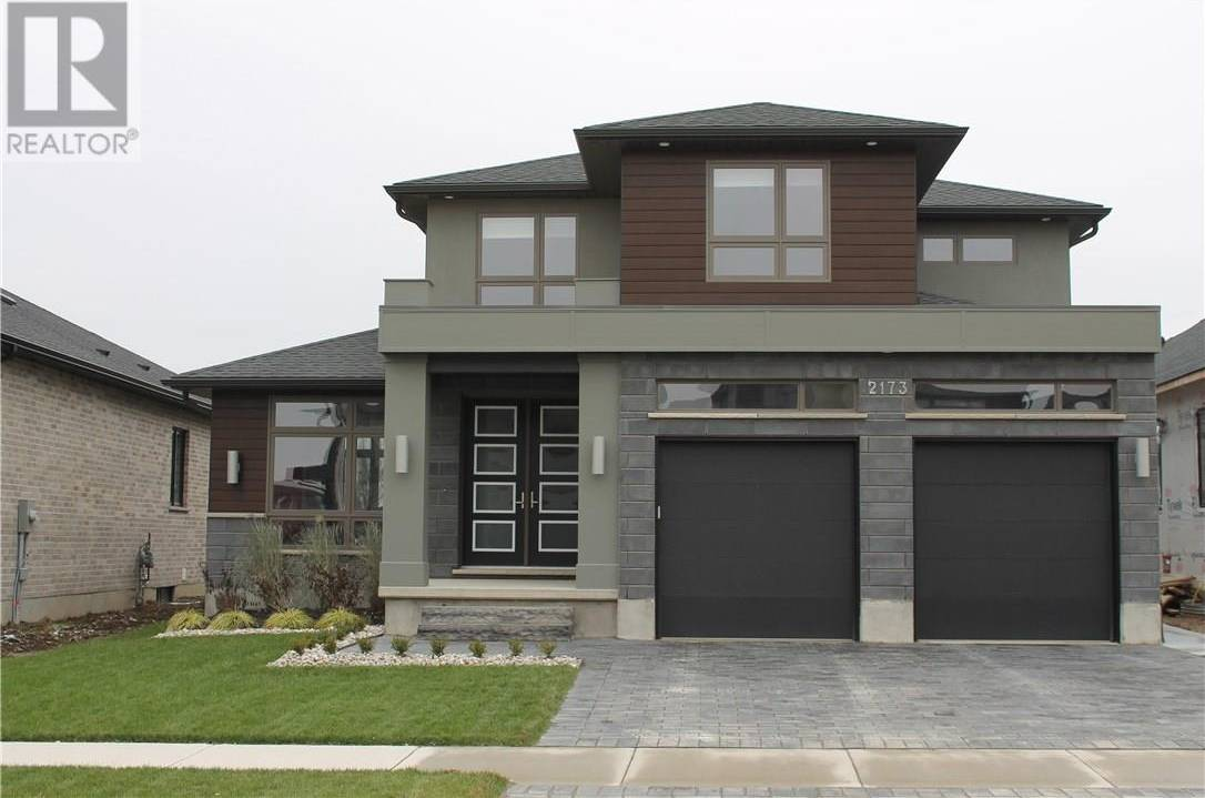 House for sale at  Brushland Cres Unit Lot 75 London Ontario - MLS: 195655