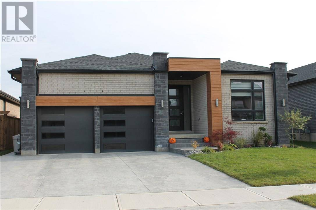 House for sale at  Brushland Cres Unit Lot 76 London Ontario - MLS: 195769