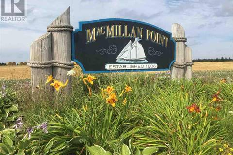 Residential property for sale at  Macmillan Pt Unit Lot 7a West Covehead Prince Edward Island - MLS: 201801432