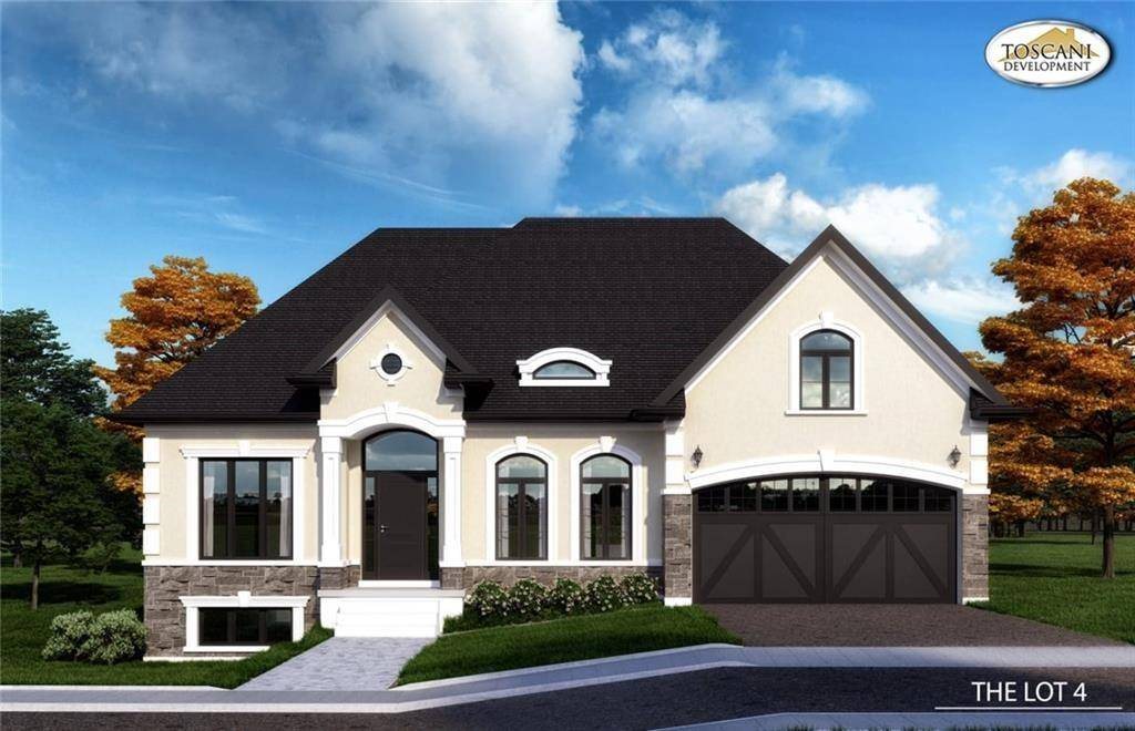 House for sale at  Cesar Pl Unit Lot 8 Ancaster Ontario - MLS: H4070489