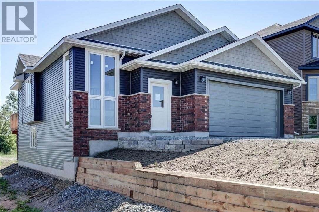 House for sale at 8 Fox Ridge Dr Unit LOT Garson Ontario - MLS: 2084629