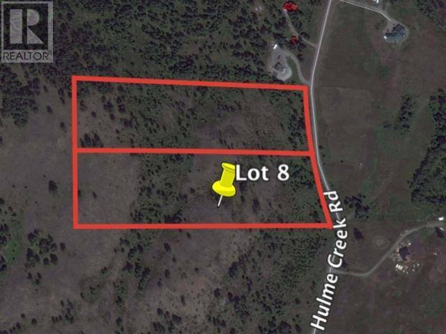 Home for sale at  Hulme Creek Rd Unit Lot 8 Rock Creek/bridesville British Columbia - MLS: 171489