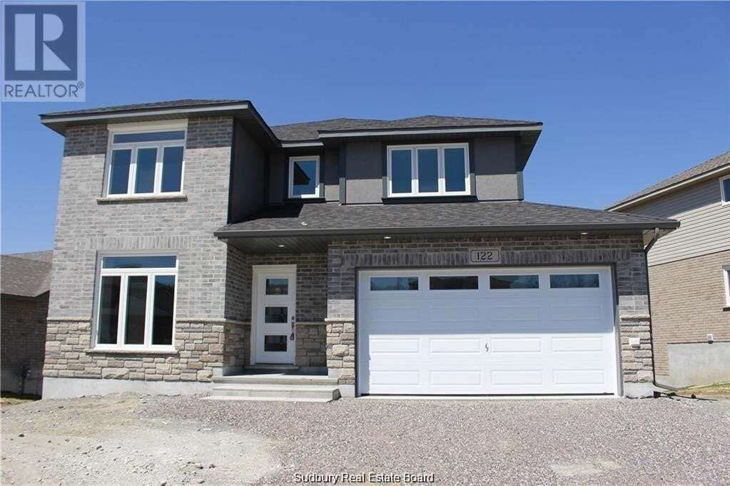 House for sale at 8 Kittling Rdge Unit LOT Sudbury Ontario - MLS: 2084825