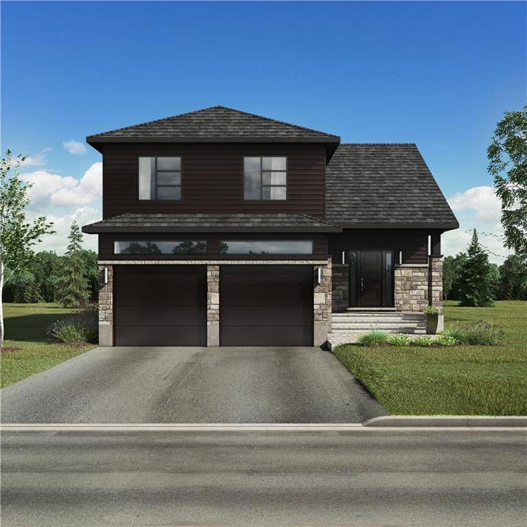 House for sale at  Maplestone Dr Unit Lot 8 Kemptville Ontario - MLS: 1170635