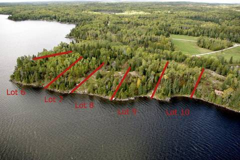 Home for sale at  Molloy Ridge Rd Unit Lot 8 Sioux Narrows Ontario - MLS: TB180578