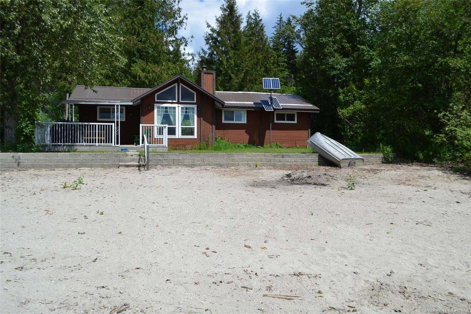 House for sale at Lot 8 Nellie Rd Seymour Arm British Columbia - MLS: 10185866