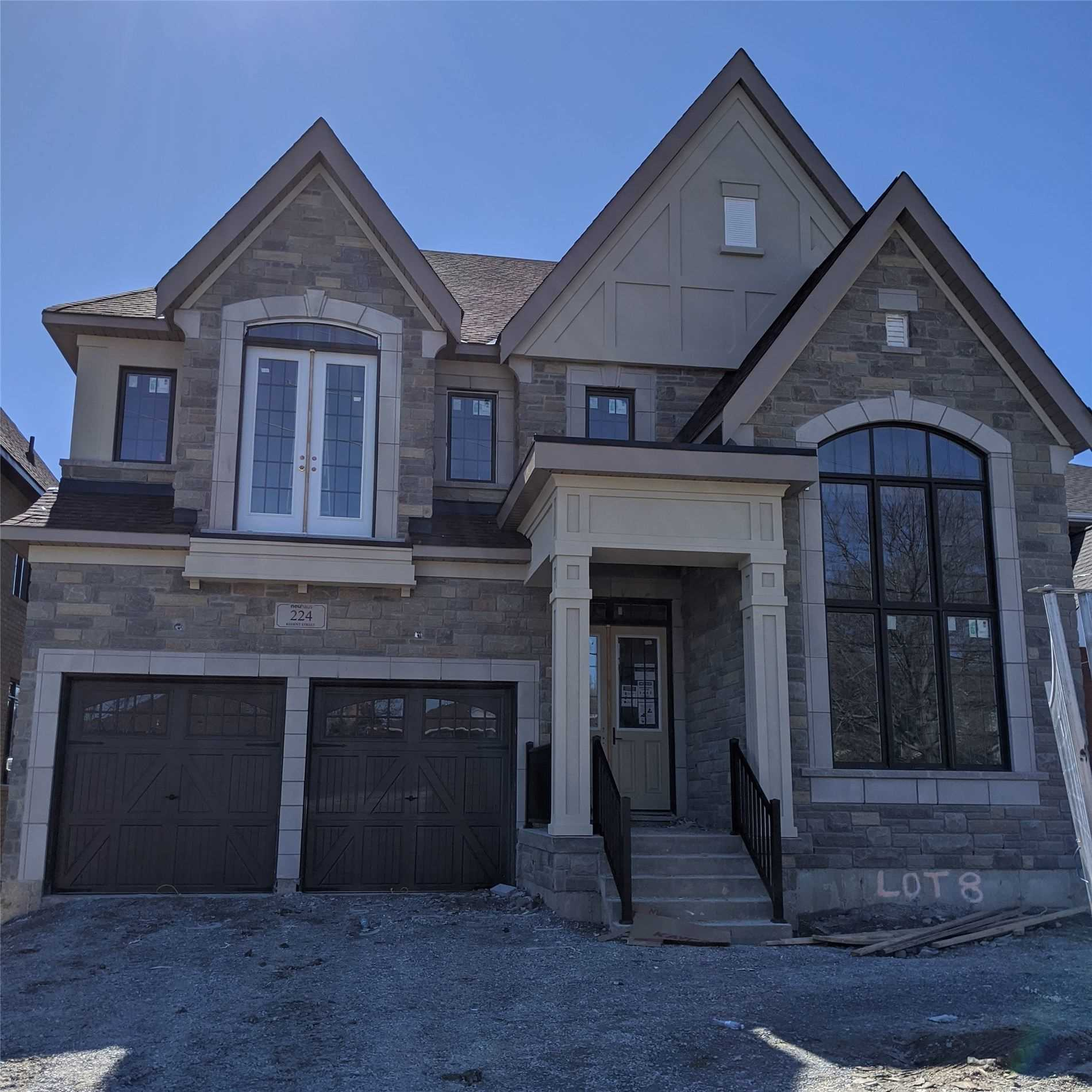 For Sale: Lot 8 Regent Street, Richmond Hill, ON | 4 Bed, 5 Bath House for $1988800.00. See 1 photos!