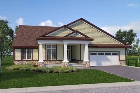 House for sale at  Stonewalk Wy Unit Lot 8 Kinburn Ontario - MLS: 1159274