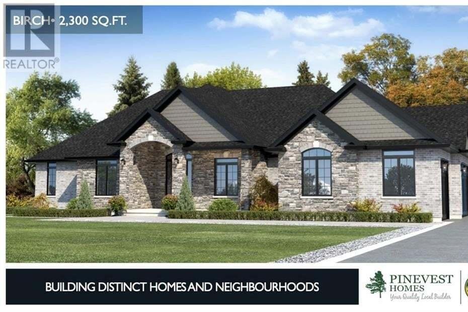 House for sale at Lot 8 Tbd St Glen Morris Ontario - MLS: 30793063