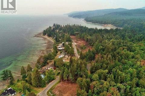 Residential property for sale at  Klahanie Dr Unit Lot 82 Powell River British Columbia - MLS: 14911