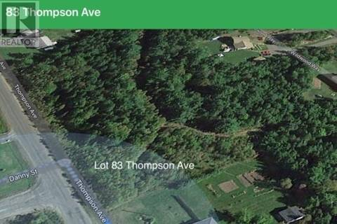 Home for sale at  Thompson Ave Unit Lot 83 Burton New Brunswick - MLS: NB023091