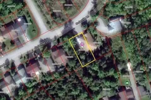 Residential property for sale at Lot 89 Cedartree Ln Kawartha Lakes Ontario - MLS: X4345315