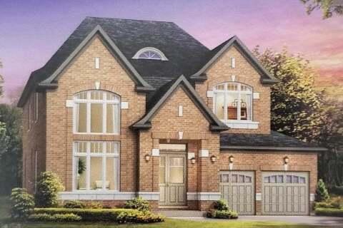 House for sale at Lot 89 Rattlesnake Path Oakville Ontario - MLS: W4846150
