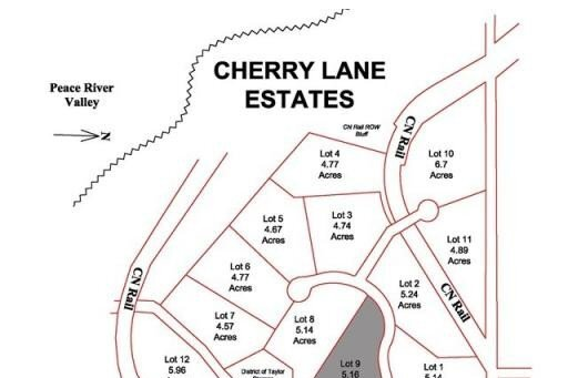 House for sale at 9 Cherry Ln Unit LOT Taylor British Columbia - MLS: N220007