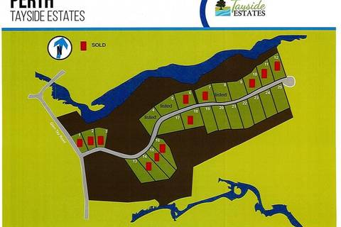 Residential property for sale at  Ernest Wy Unit Lot 9 Perth Ontario - MLS: 1144514