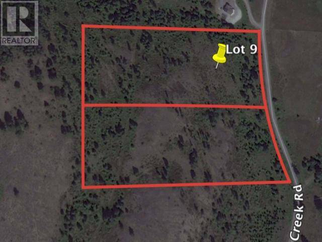 Home for sale at  Hulme Creek Rd Unit Lot 9 Rock Creek/bridesville British Columbia - MLS: 171488