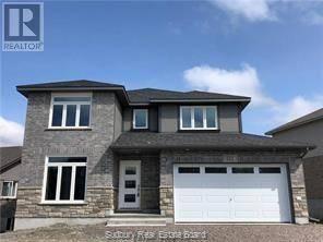 House for sale at  Kittling Rdge Unit Lot 9 Sudbury Ontario - MLS: 2084905