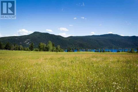 Residential property for sale at  Harriman Rd N Unit Lot 9 Canim Lake British Columbia - MLS: R2357271