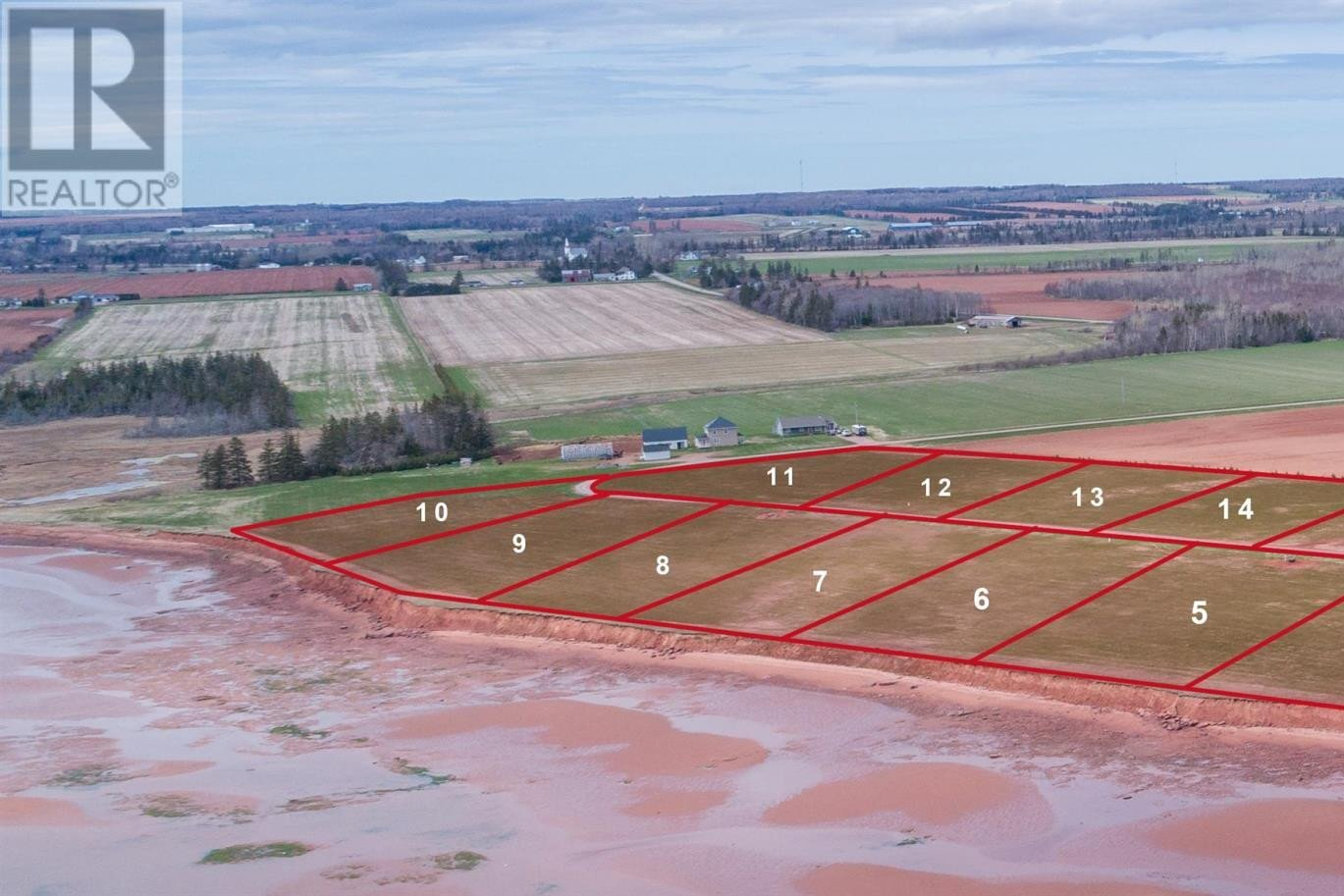 Residential property for sale at 9 Patrick Dr Unit LOT Augustine Cove Prince Edward Island - MLS: 201911612