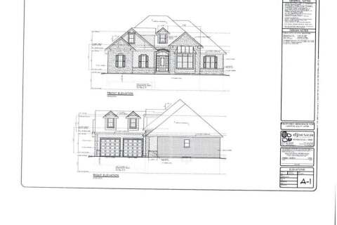 House for sale at LOT 9 Waterford . Waterford Ontario - MLS: 30828837