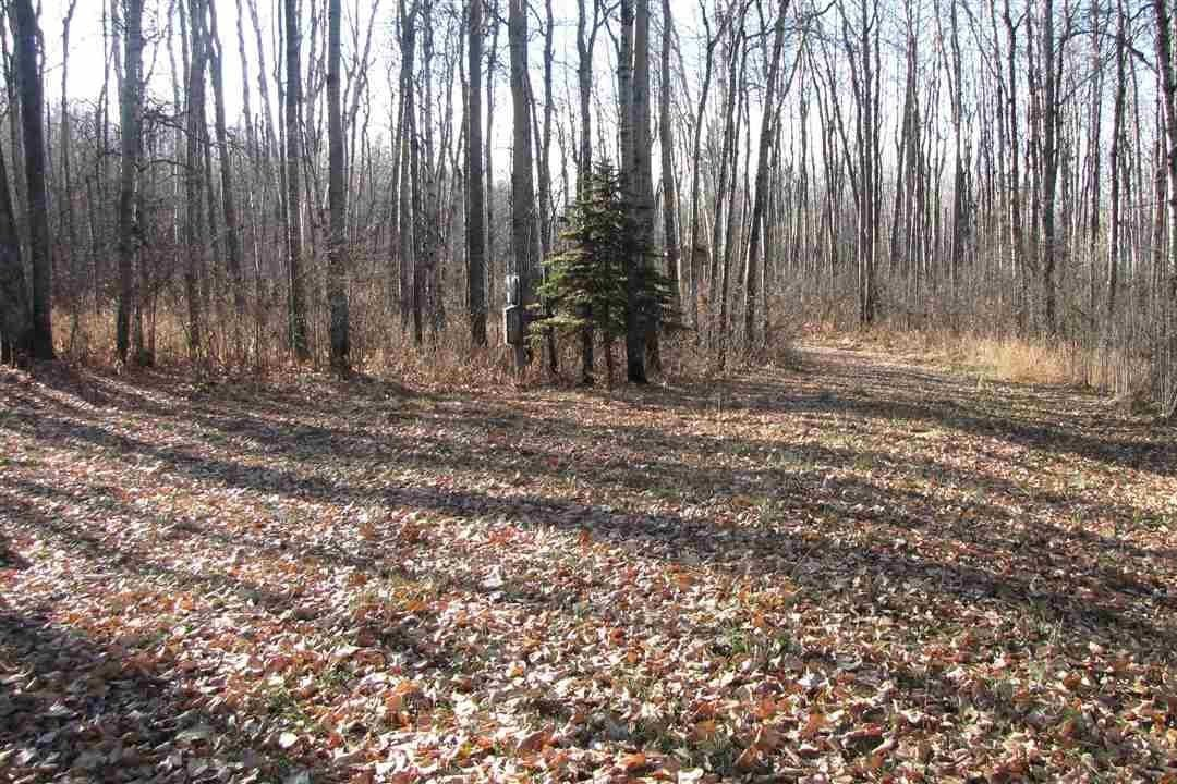 Residential property for sale at 90 Lessard Dr Unit LOT Rural Lac Ste. Anne County Alberta - MLS: E4218686