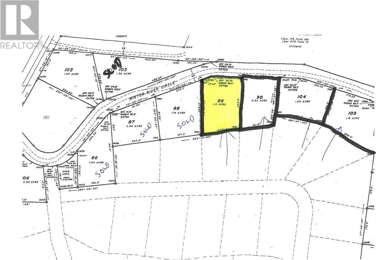 Residential property for sale at  Winter River Circ Unit Lot 90 Pleasant Grove Prince Edward Island - MLS: 202006388