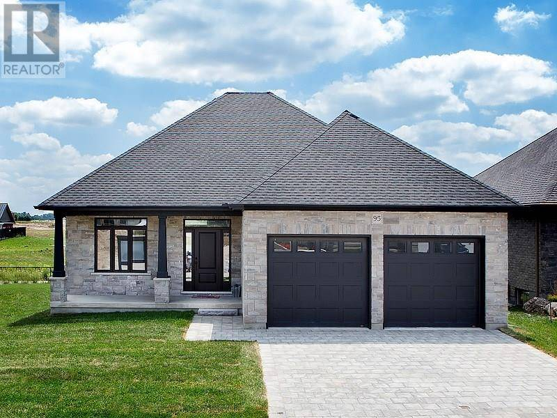 House for sale at  Boardwalk Wy Unit Lot 91 London Ontario - MLS: 158911