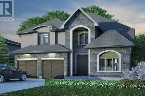 House for sale at  Brushland Cres Unit Lot 91 London Ontario - MLS: 176596