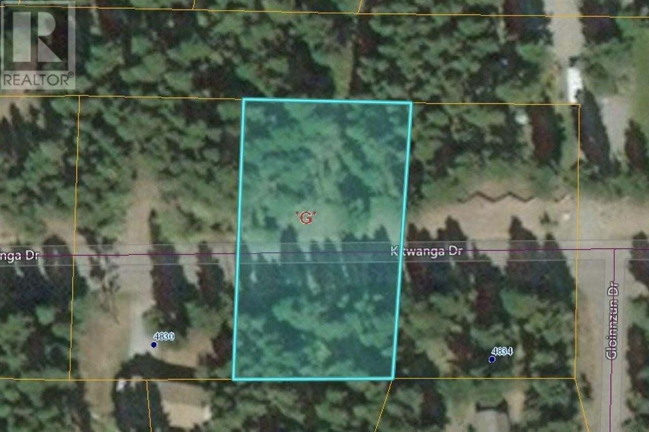 Residential property for sale at 92 Kitwanga Dr Unit LOT 108 Mile Ranch British Columbia - MLS: R2495634