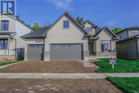 House for sale at  Winterberry Pl Unit Lot 94 London Ontario - MLS: 206098