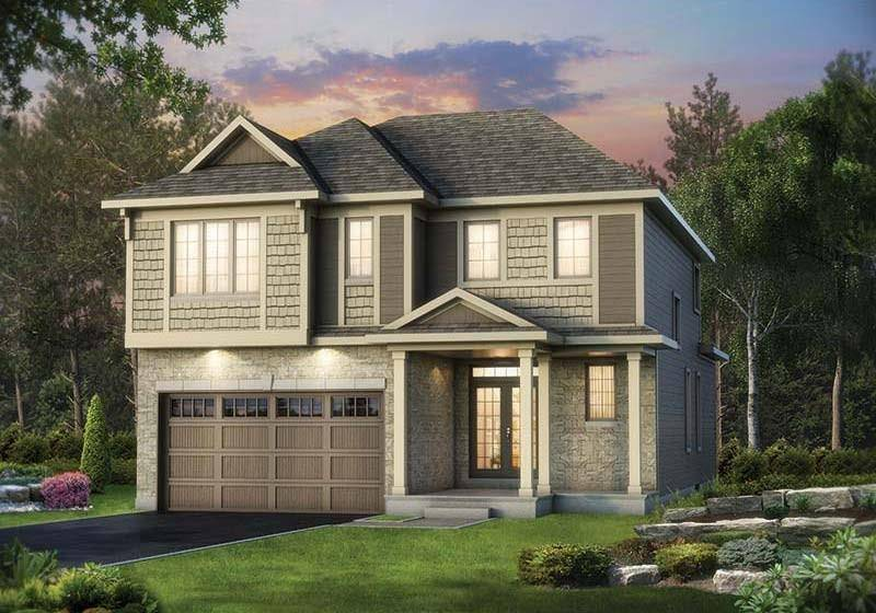 House for sale at  Kelly Farm Dr Unit Lot 98 Ottawa Ontario - MLS: 1169408