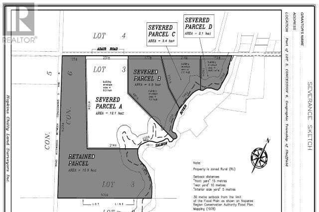 Home for sale at 0 Adair Road Rd Unit LOT A Stone Mills Ontario - MLS: K20003719a