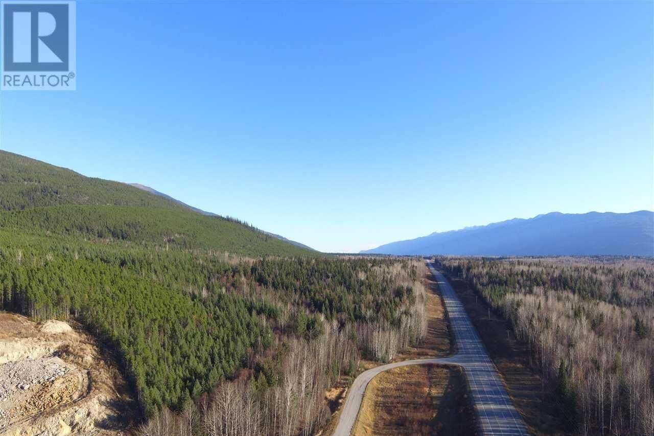 Home for sale at A 16 Hy Unit LOT Mcbride British Columbia - MLS: R2496827