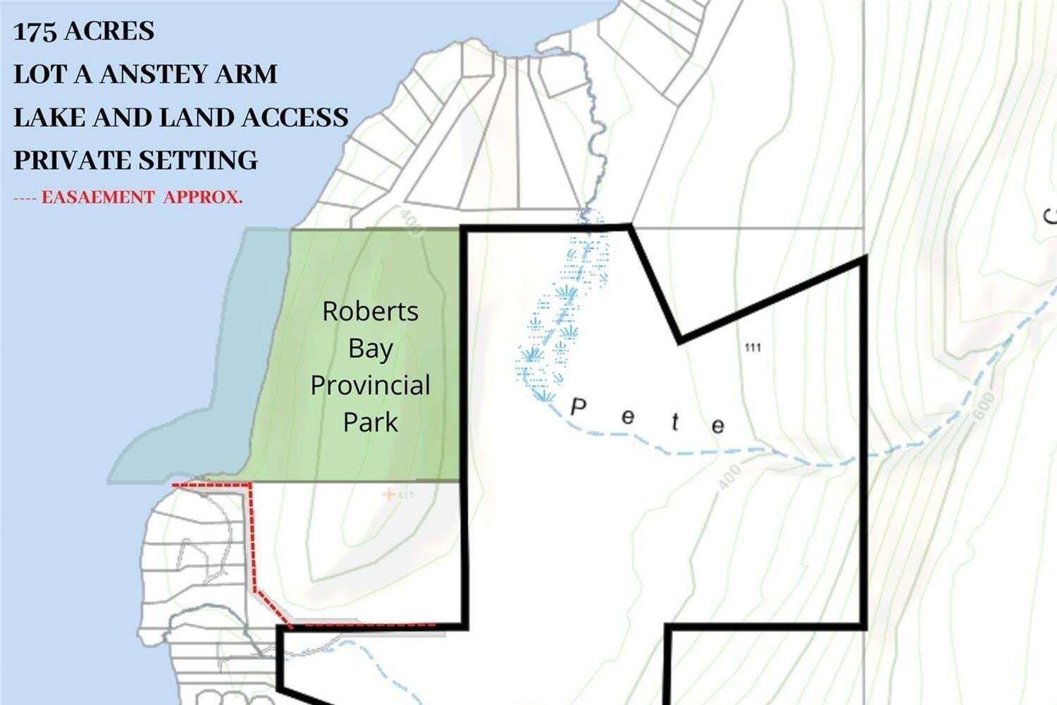 Home for sale at Lot A Anstey Arm Rd Sicamous British Columbia - MLS: 10200406