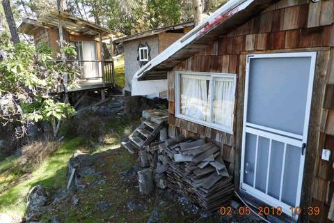 Residential property for sale at 0 Cockburn Bay  Nelson Island British Columbia - MLS: R2277428