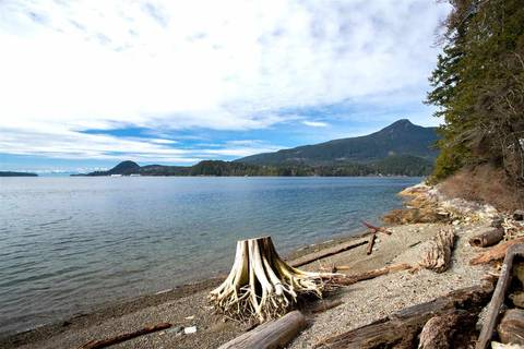 House for sale at 0 Gambier Island  Gambier Island British Columbia - MLS: R2400163