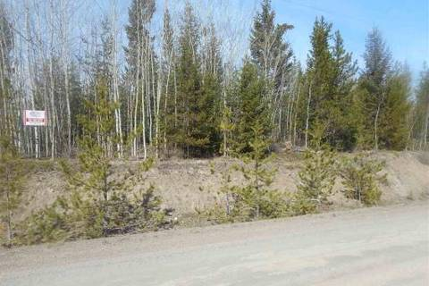 Residential property for sale at  Lot A Rd Horse Lake British Columbia - MLS: R2368028