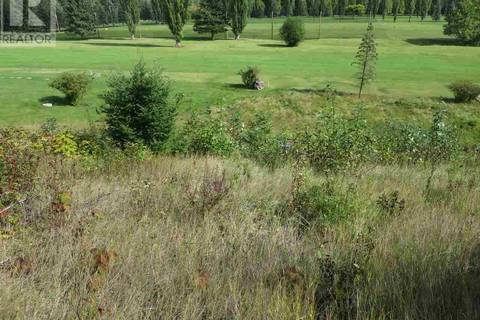 Residential property for sale at  Lot A Rd Quesnel British Columbia - MLS: R2341019