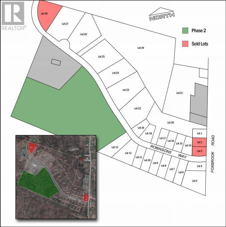 Residential property for sale at  Lot A Rd Westville Nova Scotia - MLS: 201921398