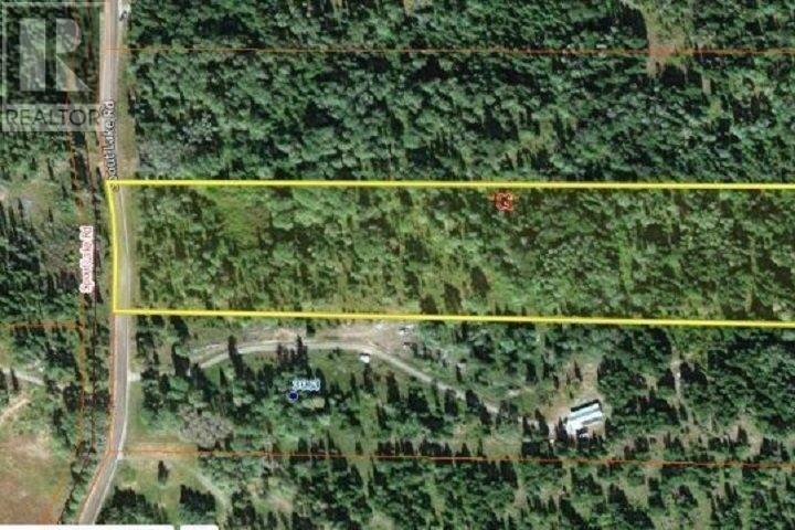 Residential property for sale at A Spout Lake Rd Unit LOT Lac La Hache British Columbia - MLS: R2418047