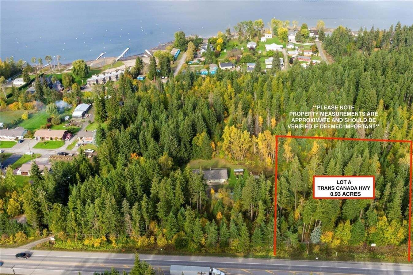 Residential property for sale at Lot A Trans Canada Hy Sorrento British Columbia - MLS: 10217921